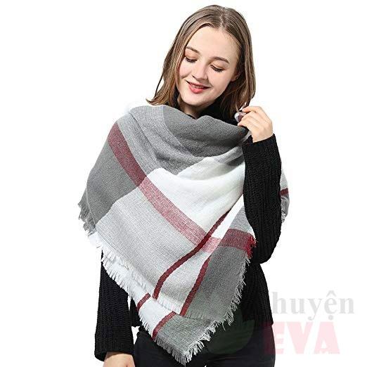 khăn choàng blanket