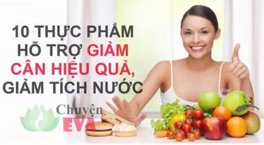 Top 10 loại thực phẩm giúp giảm cân nhanh, hiệu quả và tốt cho sức khỏe