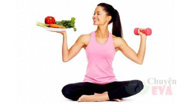 Bí kíp giảm cân theo giờ giúp bạn cải thiện vóc dáng